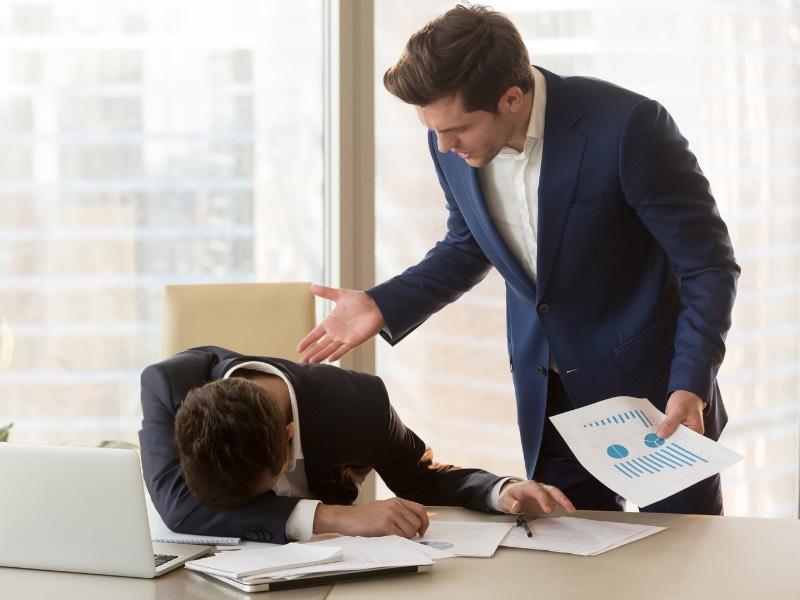なぜ仕事の失敗は続くのか?