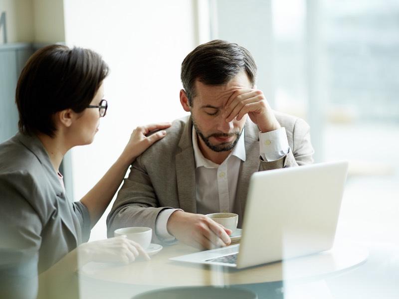涙が出るほど仕事が辛くなったらどうしたらいい?